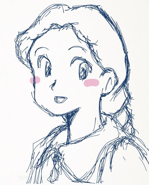 1300日の記録第2回 それ以前のこと/長子さんのこと | WEBアニメスタイル